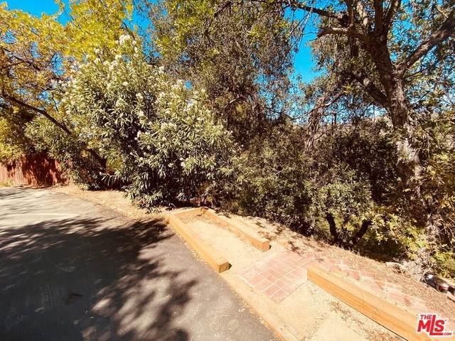 0 Corvo Way, Topanga, CA 90290 (#21782632) :: Steele Canyon Realty