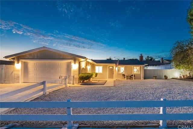 447 Calor Drive, Buellton, CA 93427 (#CV21187718) :: Robyn Icenhower & Associates
