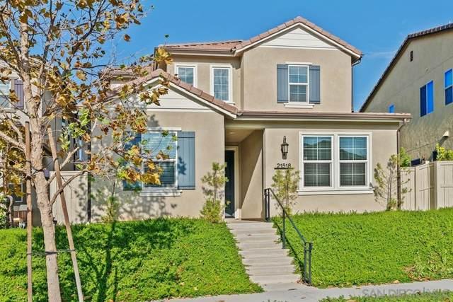 21518 Trail Ridge Drive, Escondido, CA 92029 (#210025908) :: Blake Cory Home Selling Team