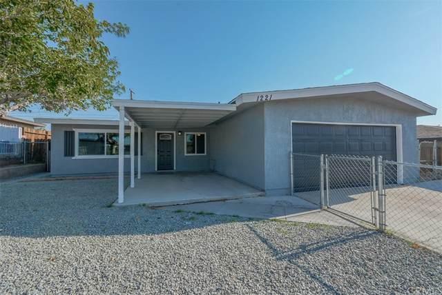 1221 E Navajo Street, Barstow, CA 92311 (#CV21200839) :: Team Forss Realty Group