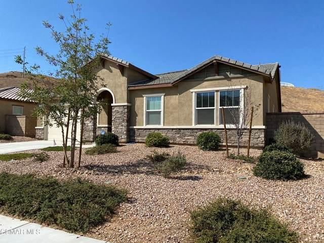 37316 Paintbrush Drive, Palmdale, CA 93551 (#221004997) :: Steele Canyon Realty