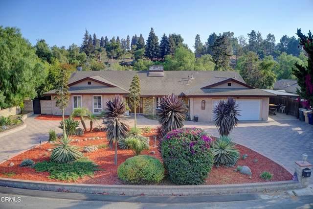 1466 Fairway Drive, Camarillo, CA 93010 (#V1-8339) :: Cochren Realty Team | KW the Lakes