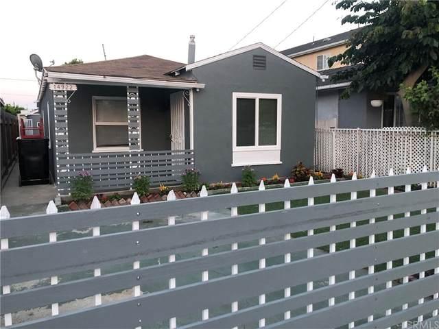 14922 Kingsdale Avenue, Lawndale, CA 90260 (#SB21200921) :: The M&M Team Realty