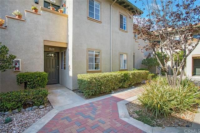 73 Via Ermitas, Rancho Santa Margarita, CA 92688 (#OC21200836) :: Necol Realty Group