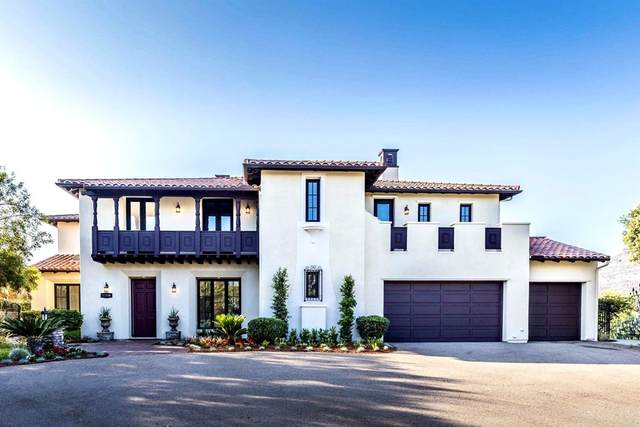 17886 Camino De La Mitra, Rancho Santa Fe, CA 92067 (#NDP2110598) :: The Houston Team   Compass