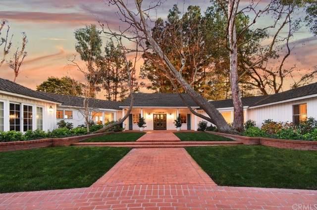 87 E Crest Road E, Rolling Hills, CA 90274 (#PV21201098) :: Corcoran Global Living
