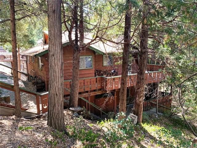 1028 Arbula Drive, Crestline, CA 92325 (MLS #EV21197895) :: The Zia Group