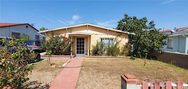 1743 256th Street, Lomita, CA 90717 (#SB21201140) :: Frank Kenny Real Estate Team