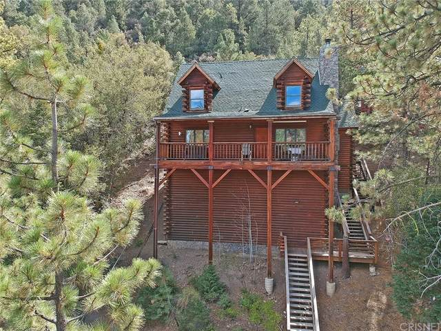 1424 Dogwood Way, Pine Mountain Club, CA 93222 (#SR21201018) :: Swack Real Estate Group | Keller Williams Realty Central Coast