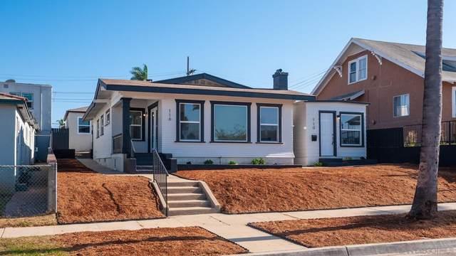 110 E 5th St, National City, CA 91950 (#210025956) :: Robyn Icenhower & Associates