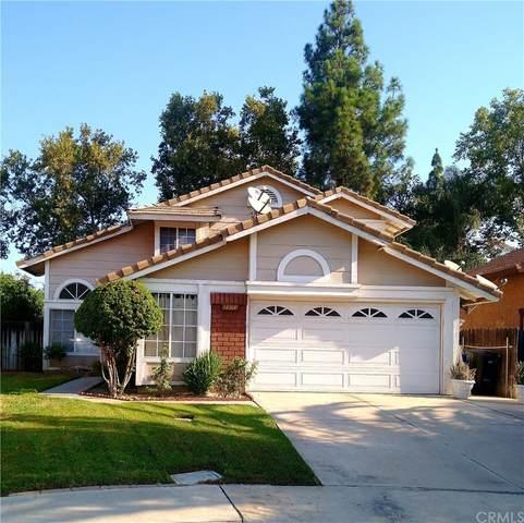 14360 Hillcrest Drive, Fontana, CA 92337 (#CV21201174) :: Corcoran Global Living