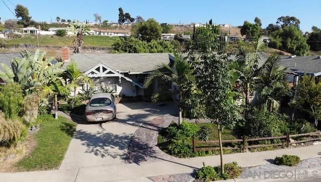 1633 San Altos Pl, Lemon Grove, CA 91945 (#210025958) :: Steele Canyon Realty