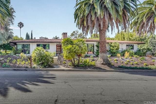 1433 Via Cataluna, Palos Verdes Estates, CA 90274 (#PV21200325) :: Corcoran Global Living