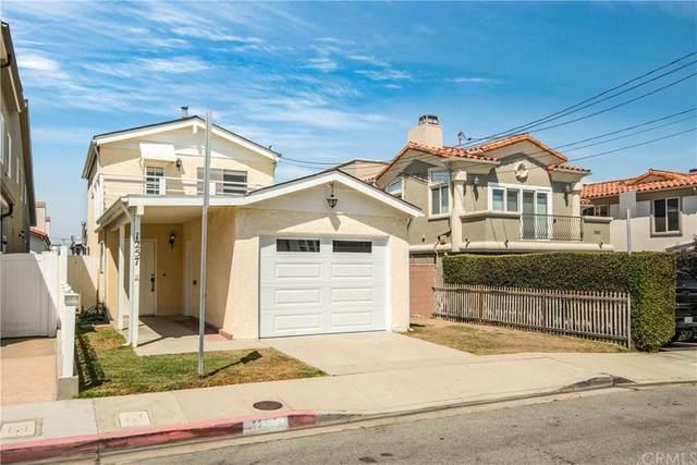 1257 10th Street, Hermosa Beach, CA 90254 (#PV21201232) :: Steele Canyon Realty