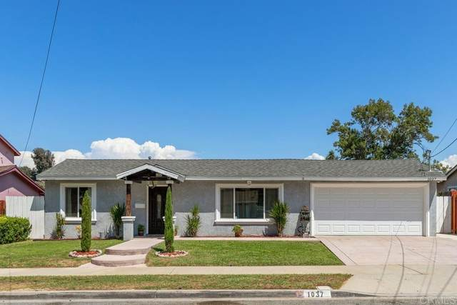 1037 Osage Drive, Spring Valley, CA 91977 (#NDP2110613) :: Steele Canyon Realty