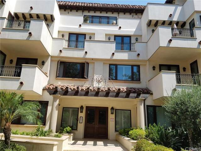 140 S Oakhurst Drive #203, Beverly Hills, CA 90212 (#TR21201264) :: Steele Canyon Realty