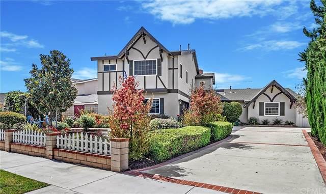 8012 Taylor Drive, Huntington Beach, CA 92646 (#OC21201199) :: Steele Canyon Realty