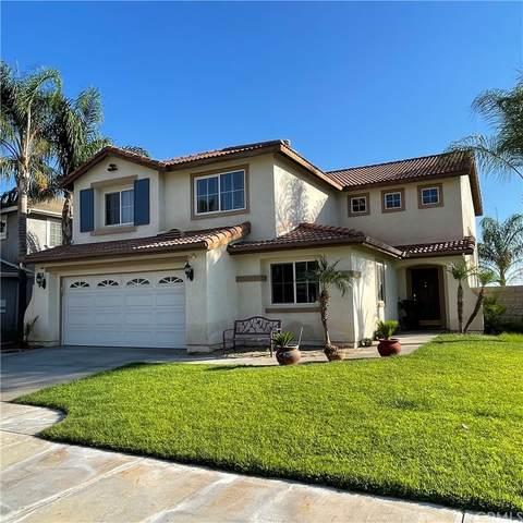29651 Crest View Lane, Highland, CA 92346 (#EV21201308) :: RE/MAX Empire Properties