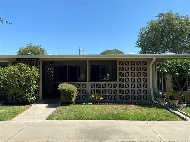 1271 Kenwood Road 163B (Mutual 7), Seal Beach, CA 90740 (MLS #OC21201301) :: Desert Area Homes For Sale
