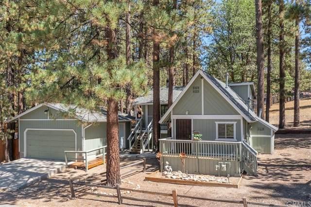 39873 Crocus Drive, Big Bear, CA 92315 (#EV21199402) :: The Marelly Group   Sentry Residential