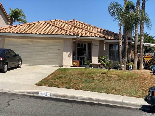 575 Eaton Street, Corona, CA 92879 (#CV21201357) :: Mainstreet Realtors®
