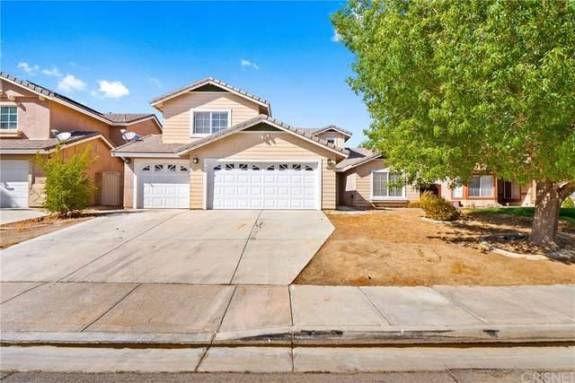 3335 Desert Cloud Avenue, Rosamond, CA 93560 (#SR21201364) :: Steele Canyon Realty