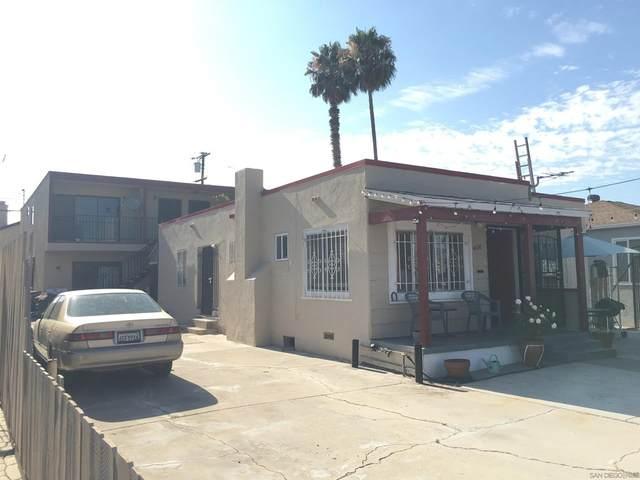 4338 40 39th Street, San Diego, CA 92105 (#210025981) :: Steele Canyon Realty