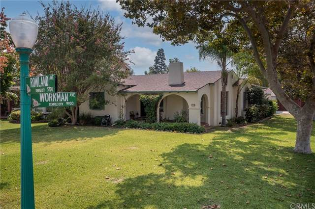 5759 Rowland Avenue, Temple City, CA 91780 (#WS21198376) :: Steele Canyon Realty