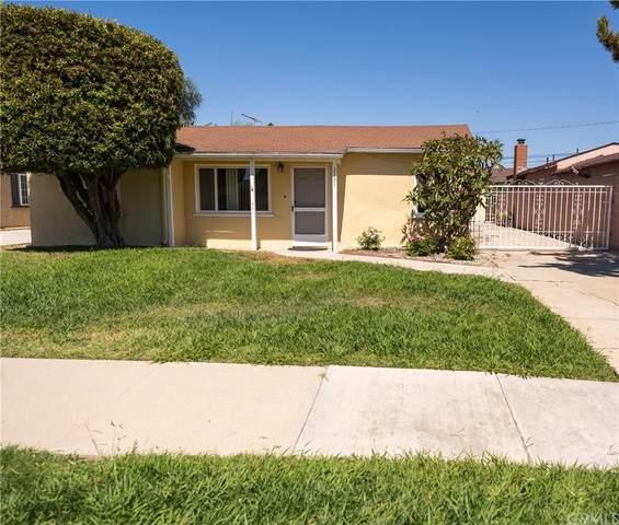 3331 W 186th Street, Torrance, CA 90504 (#SB21201459) :: Steele Canyon Realty
