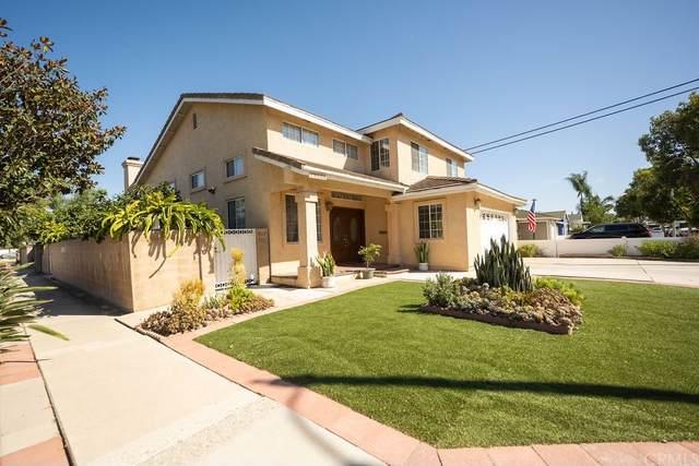 18304 Glenburn Ave, Torrance, CA 90504 (#SB21201490) :: Steele Canyon Realty