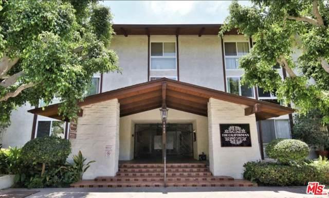 5650 Sumner Way #203, Culver City, CA 90230 (#21782830) :: Twiss Realty