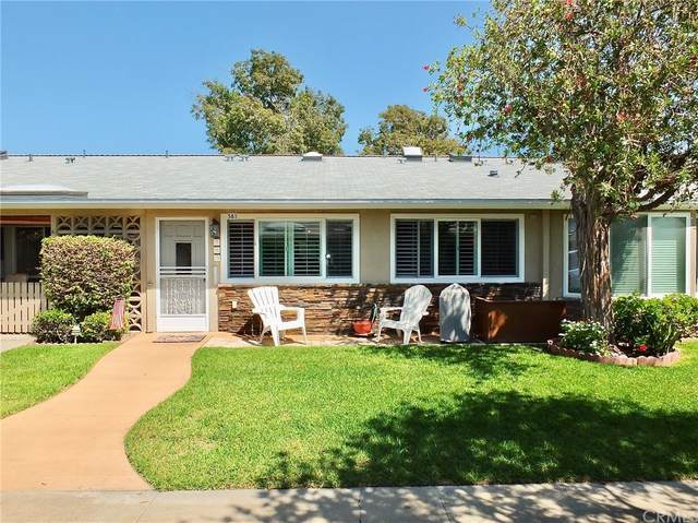 1240 Knollwood M4 #38B, Seal Beach, CA 90740 (MLS #PW21199724) :: Desert Area Homes For Sale