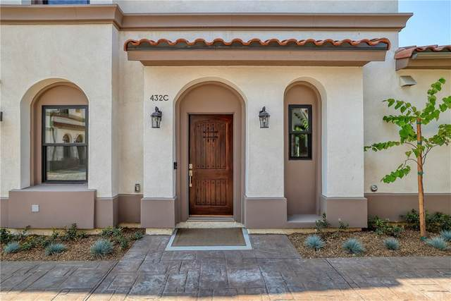432 S Alhambra Avenue C, Monterey Park, CA 91755 (#AR21201544) :: The Marelly Group | Sentry Residential