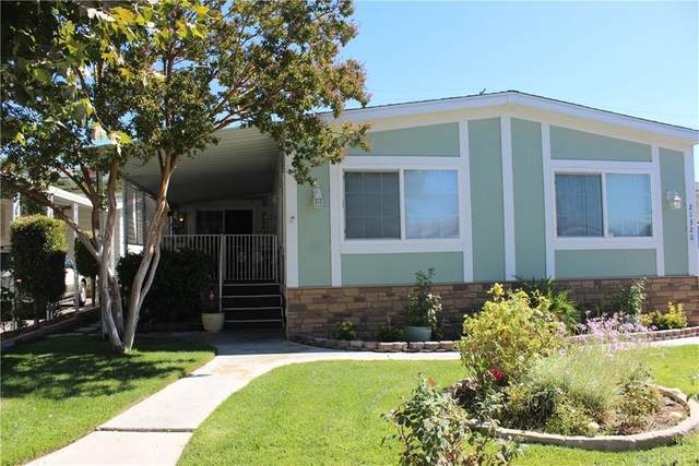 21320 Willow Weed Way, Canyon Country, CA 91351 (#SR21201564) :: Blake Cory Home Selling Team
