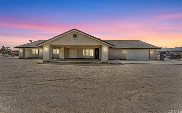 10707 Mines Ranch Road, Phelan, CA 92371 (#IV21201589) :: RE/MAX Empire Properties