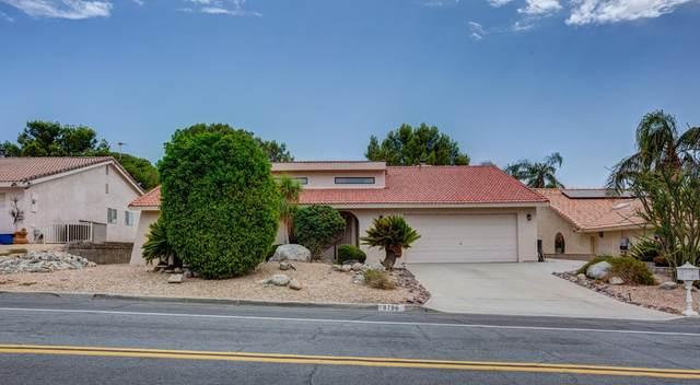 8796 Clubhouse Boulevard, Desert Hot Springs, CA 92240 (#219067479DA) :: Corcoran Global Living