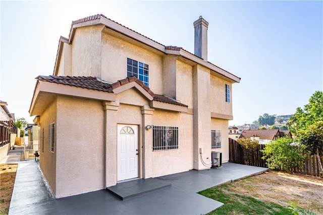 437 S New Avenue, Monterey Park, CA 91755 (#AR21201579) :: The Marelly Group | Sentry Residential