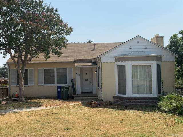 100 W Calaveras Street, Altadena, CA 91001 (#CV21201640) :: Corcoran Global Living