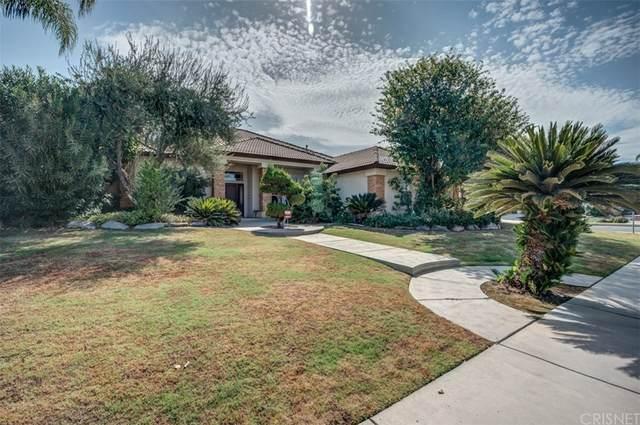 800 Bullhead Way, Bakersfield, CA 93312 (#SR21201706) :: Jett Real Estate Group