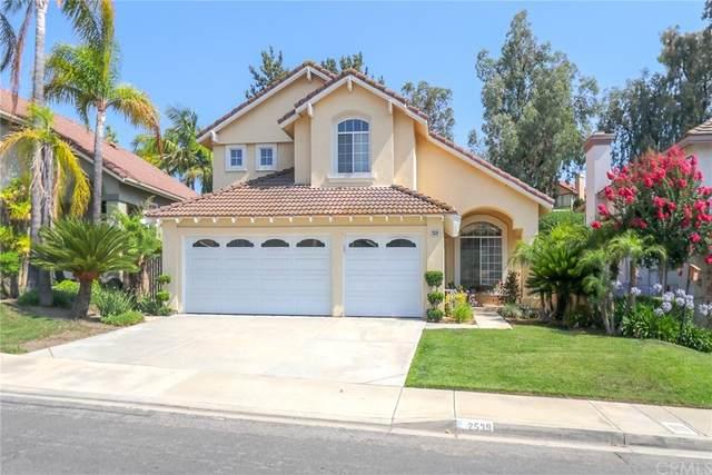 2539 Paseo Del Palacio, Chino Hills, CA 91709 (#WS21201689) :: Mainstreet Realtors®