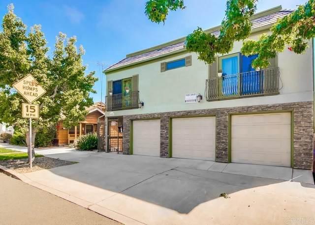 4025 Georgia Street #2, San Diego, CA 92103 (#PTP2106496) :: Steele Canyon Realty