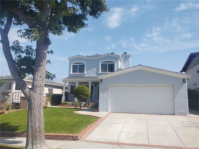 2647 Grand Summit Road, Torrance, CA 90505 (#SB21199574) :: Frank Kenny Real Estate Team