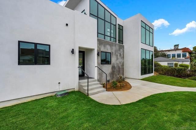 3505 Talbot Street, San Diego, CA 92106 (#210026037) :: Steele Canyon Realty