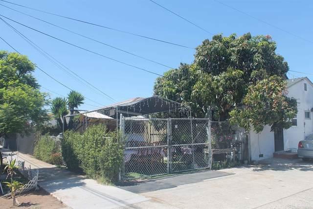 1017 19 E 18th Street, National City, CA 91950 (#PTP2106497) :: Necol Realty Group