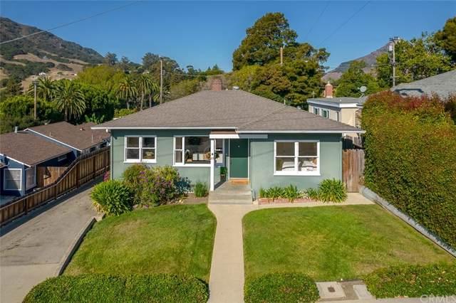 83 Chorro Street, San Luis Obispo, CA 93405 (MLS #SC21201470) :: The Zia Group