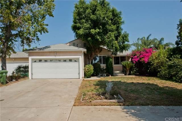 19913 Archwood Street, Winnetka, CA 91306 (#SR21201609) :: Steele Canyon Realty