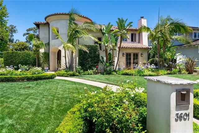 3601 Via La Selva, Palos Verdes Estates, CA 90274 (#SB21198623) :: Go Gabby