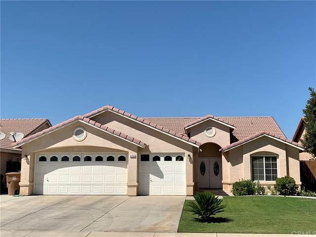 4524 Ambrister Drive, Bakersfield, CA 93313 (#MC21201828) :: Jett Real Estate Group
