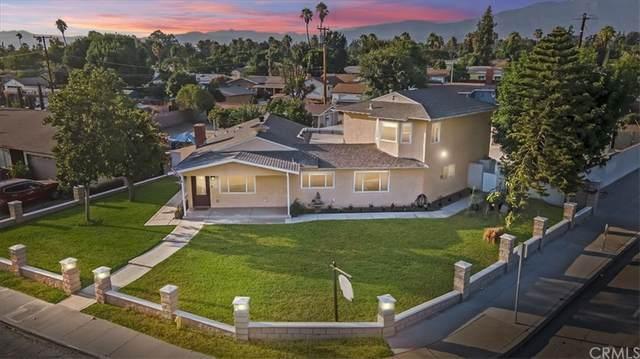 1989 Russell Place, Pomona, CA 91767 (#CV21201844) :: Mainstreet Realtors®