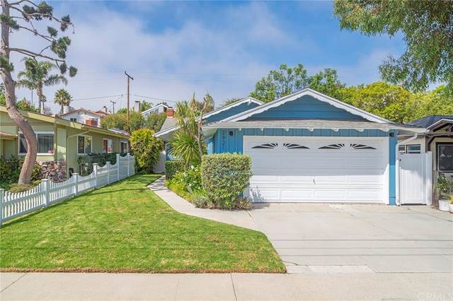 2921 Pacific Avenue, Manhattan Beach, CA 90266 (#SB21200335) :: Corcoran Global Living